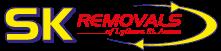 SK Removals Logo